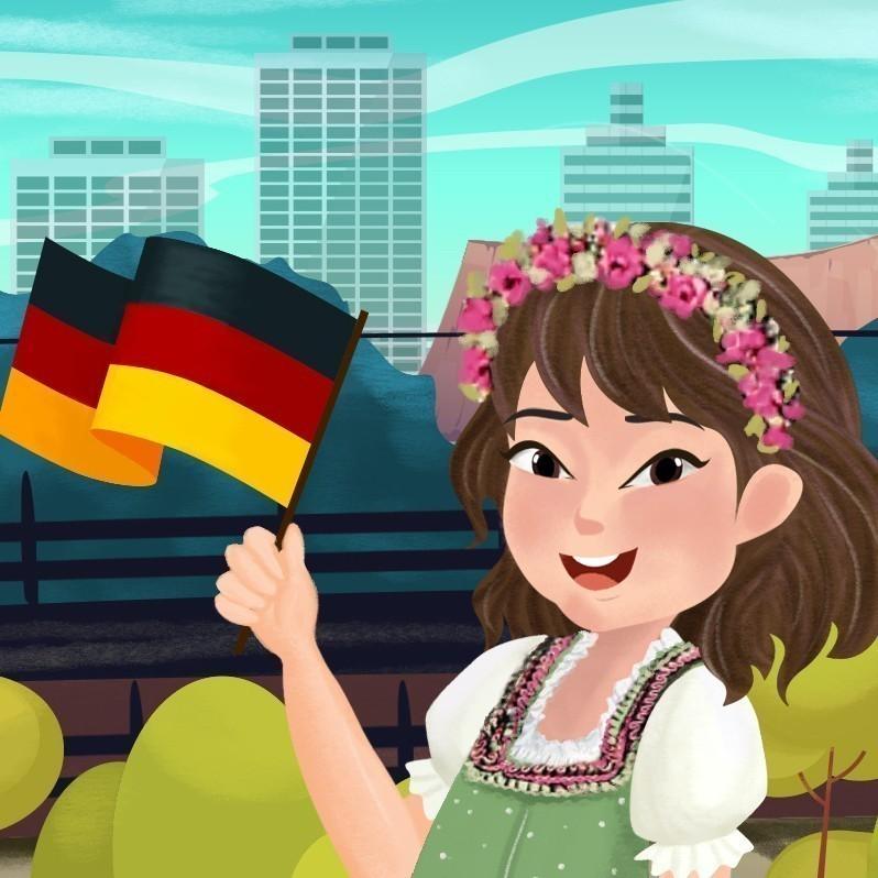 Germany banner - parental alienation - meline yanagihara - findmyparent