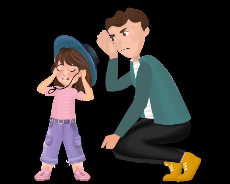 Сказать негативные вещи о другом родителе